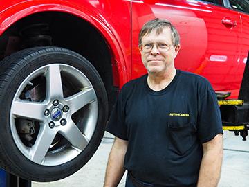 AutoScandia Dave, Volvo Specialist