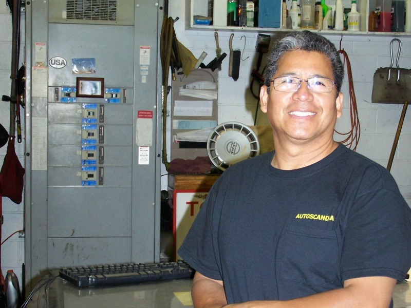 AutoScandia Francisco, Virginia Safety & Emissions Inspector