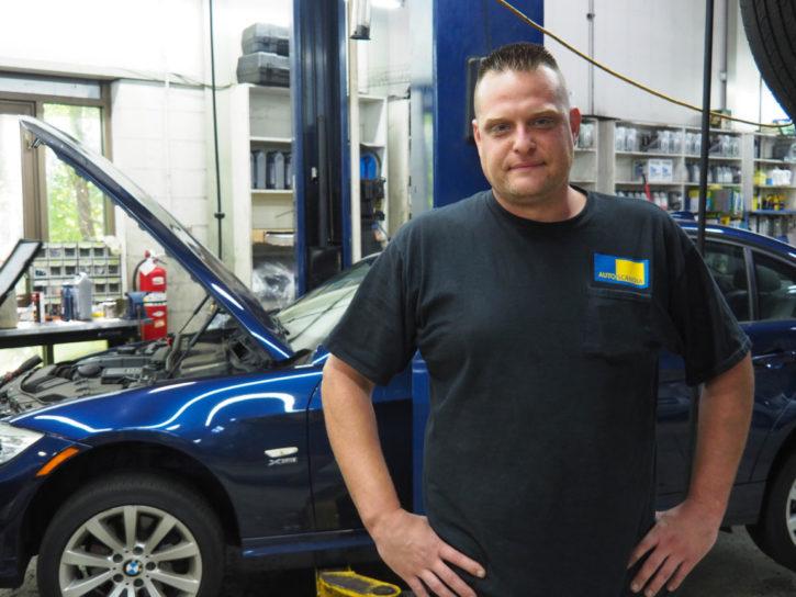 AutoScandia Jon, Volvo Specialist
