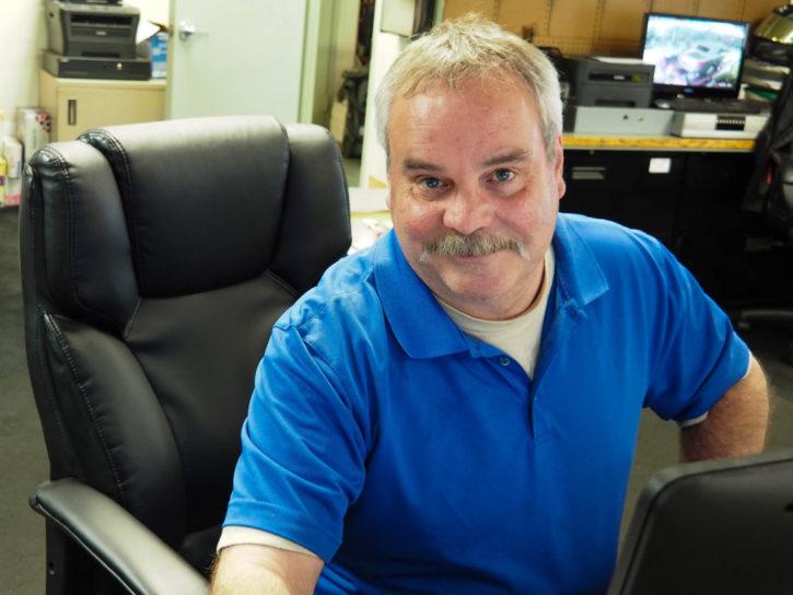 AutoScandia Tim, Volvo Service Advisor